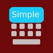 simple keyboard android klavye uygulaması