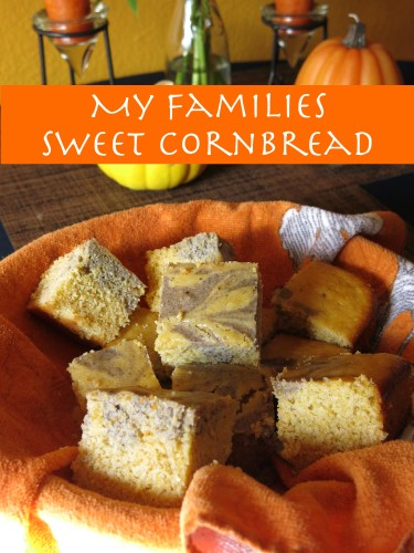 Grist and Greens | My Families Sweet Cornbread - A delicious family tradition on every Thanksgiving meal!