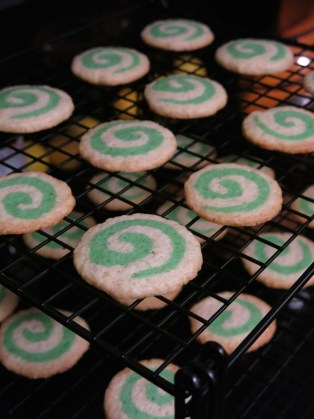 Allow cookies to cool on a rack. Eat whenever desired!