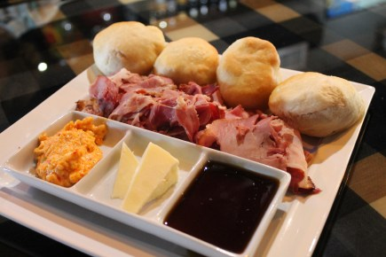 Country Ham Plate
