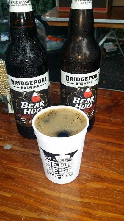 """Bridgeport """"Bear Hug"""" - Portland"""