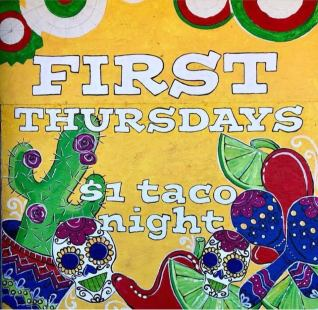 $1 Tacos Night