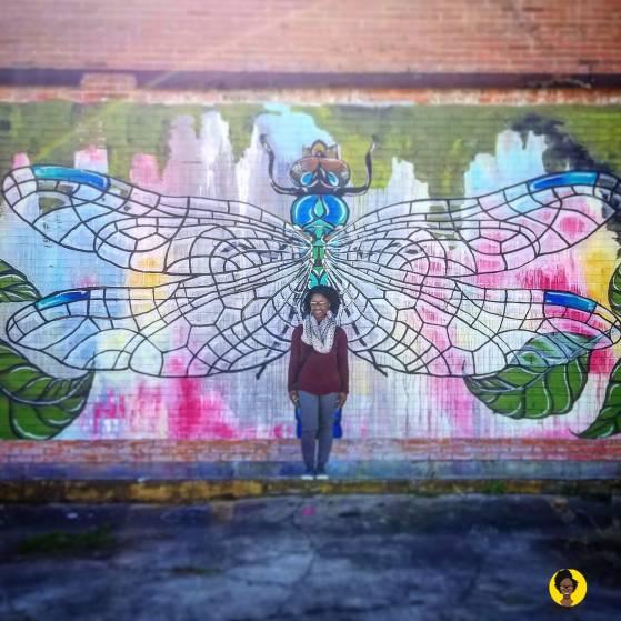 Beaumont Art Mural