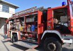 Schweres Rüstfahrzeug Steyr 15S23