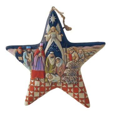 4010627 Estrella con Nacimiento