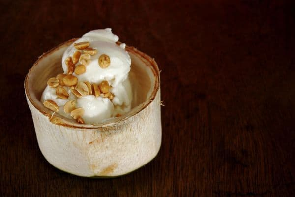 cuckoo for coconut ice cream