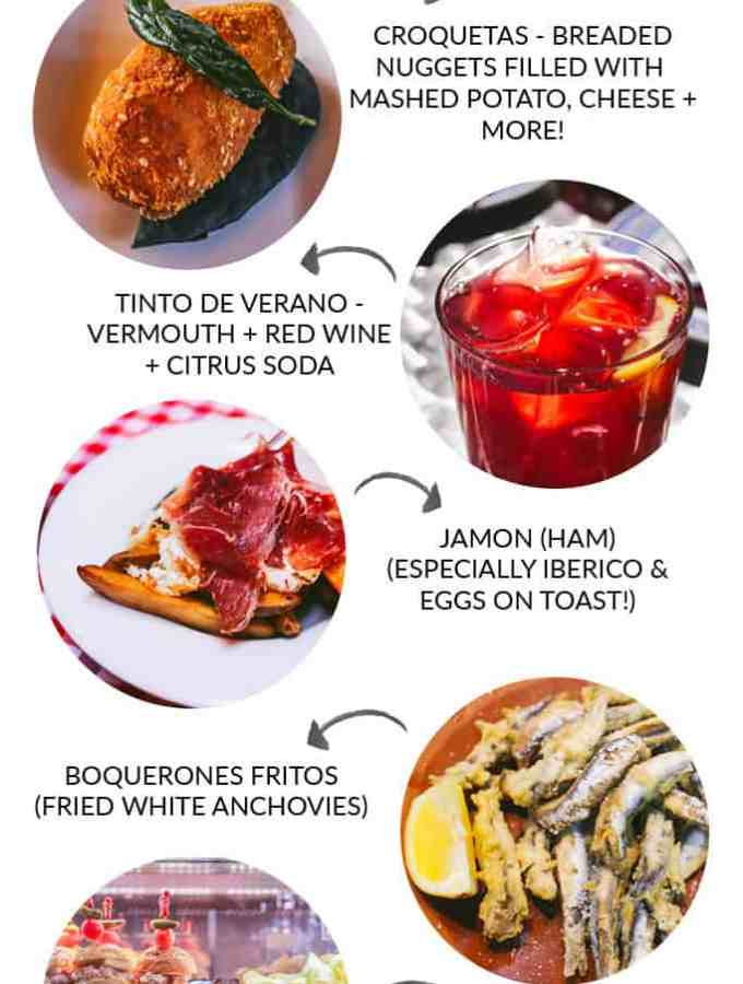 five must eat foods in madrid (and where to go to try them)