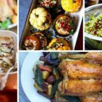 30 Easy And Elegant Christmas Dinner Menu Ideas