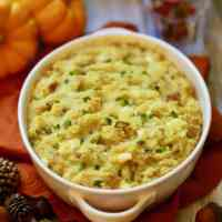 Traditional Southern Cornbread Dressing