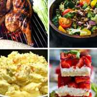 29 Easy and Amazing Memorial Day Recipes and Menu Ideas