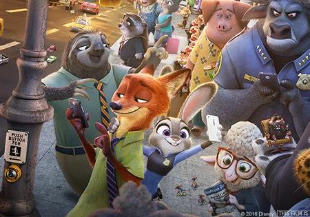 Zootopia Kids Movie Review/gritsngrace.com