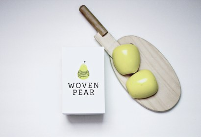 Woven Pear Review // www.gritsngrace.com
