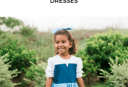 my favorite etsy stores for princess dresses