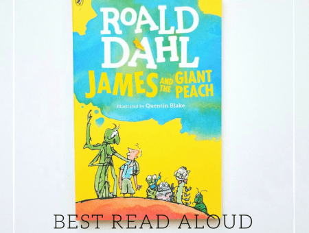 Best Read Aloud Chapter Books for Young Kids