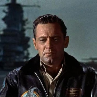 Image result for william holden in the bridges at toko-ri