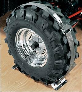 Utility Trailer Tire Vise Yamaha Grizzly Atv Forum