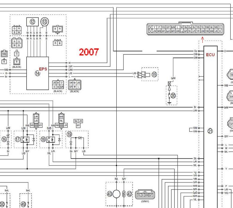 yamaha rhino wiring diagram image yamaha rhino wiring harness diagram yamaha auto wiring diagram on 2005 yamaha rhino 660 wiring diagram