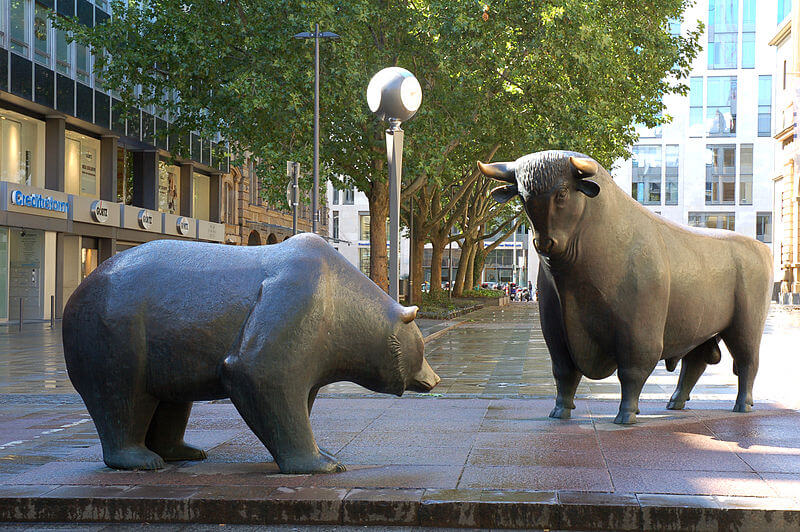 The Stock Market – Be Cautious