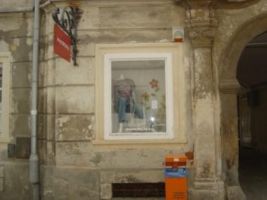 Kameni okviri prozora - Varaždin (7)