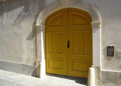Kameni portal – Varaždin