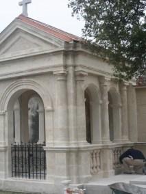 Kapelica Zajec - restauracija (5)