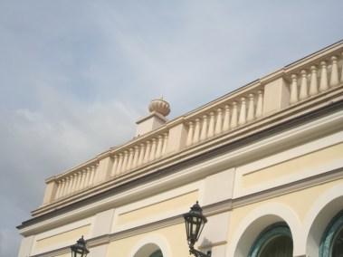 Kurija - balustrade (2)
