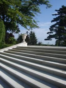 Kurija - stepenice i ''puž'' (3)