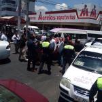 Intentan detener policías ministeriales a policías municipales de Coacalco