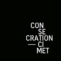 Consecration - Cimet cover