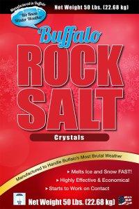 Buffalo Rock Salt - 50 lbs