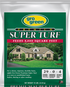Gro Green Super Turf - 14 lbs