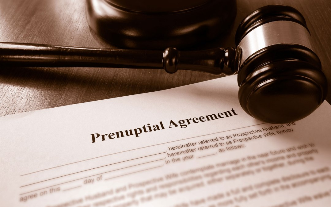 Why Entering Into A Antenuptial Agreement Is So Important