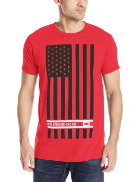 Levi Men's Graphic Tees Now Just $14.99!