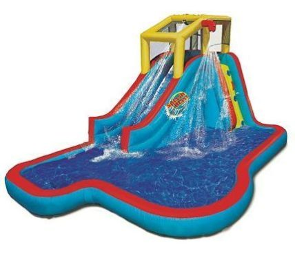 Banzai Slide 'N Soak Splash Park Just $279.99 At Kohl's! (Down From $350!)