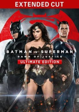 FREE Batman V Superman Extended Cut Screening In Select Cities!