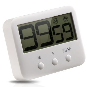 Digital Kitchen Timer with Large LCD Display Just $4! (Was $9)