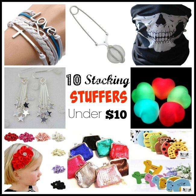 10 Stocking Stuffers For The Whole Family Under $2