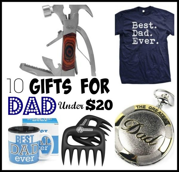 10 gifts for dad under $20