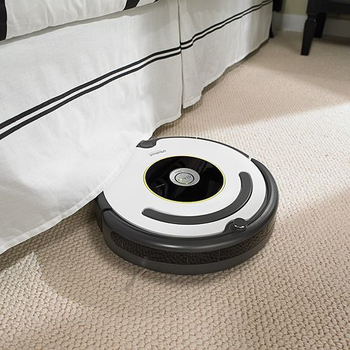 iRobot Roomba 620 Vacuum Cleaning Robot Only $191.49! Down From $419.99!