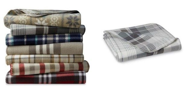 Cannon Fleece Throws Just $2.99 At Kmart!