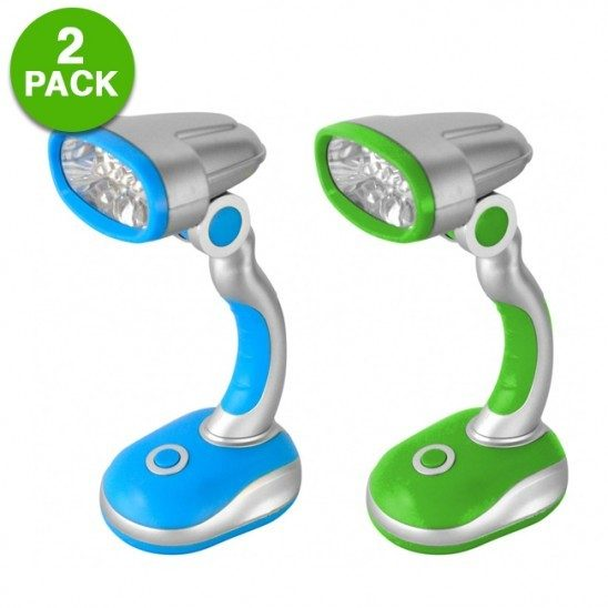 2-pack: i-Zoom 12 LED Utility Light Just $7.99! Down from $39.99! Ships FREE!