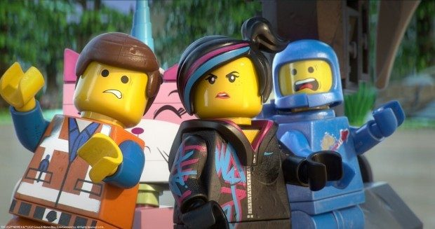 Exclusive First Look At The LEGO® Movie™ 4D A New Adventure!