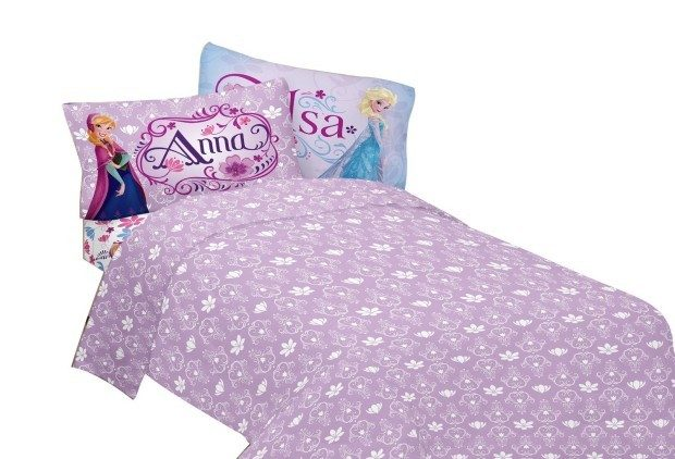 Disney Frozen Celebrate Love Sheet Set Just $15.67!  Down From $50!