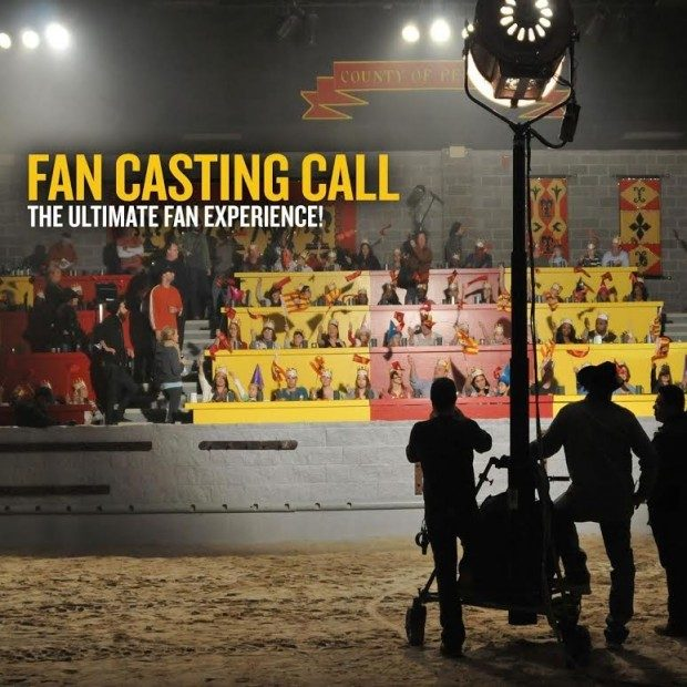 Medieval Times Dallas Casting Call!  Get 2 FREE Tickets Plus More!
