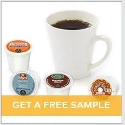 FREE K-Cup Sample Pack!