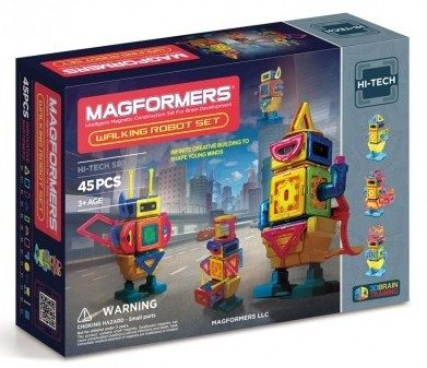 MAGFORMERS' Hottest New Magnetic Building Kit!