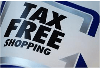 Tax FREE Holiday Weekend Info!