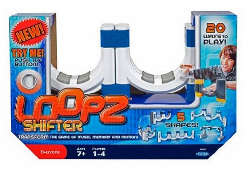 Loopz Shifter Game