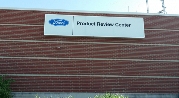 Ford Product Review Center