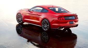 2015 Mustang Bucket List Touring The US This Fall!
